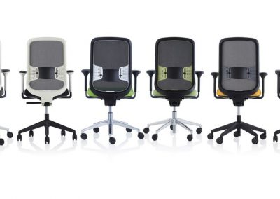 Aspire Office Solutions Mesh Seating Do Group