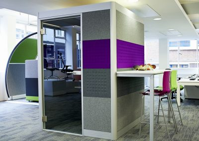 Fg Screens Acoustic Single Booth