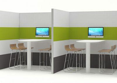 Fg Screens Booth