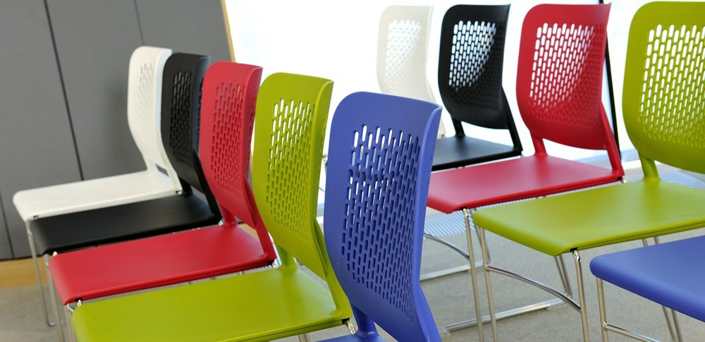 Aspire Offce Solutions – Conference Seating Cast One