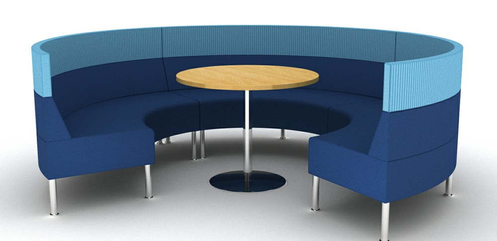 Aspire Offce Solutions – Reception Seating Grace
