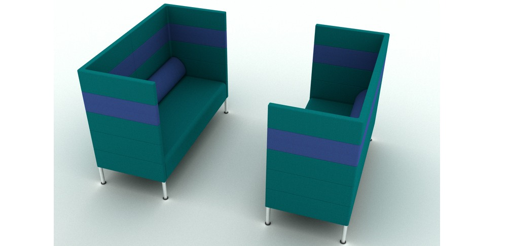 Aspire Offce Solutions – Reception Seating Mary