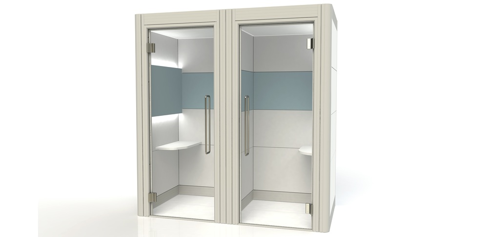 Aspire Office Solutions – Acoustic Booths 5