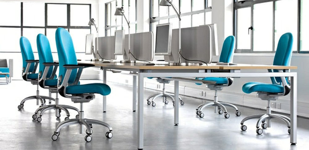 Aspire Office Solutions – BacK Care Seating Verco Ev Smart