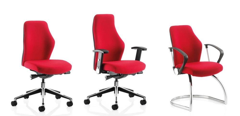 Aspire Office Solutions – BacK Care Seating Verco Flexion