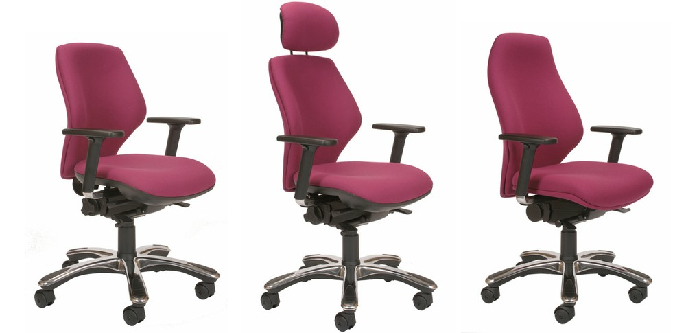 Aspire Office Solutions – Back Care Seating Activa Plus