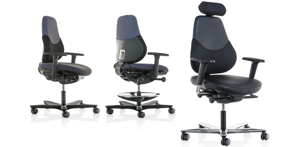 Aspire Office Solutions – Back Care Seating Flo 2