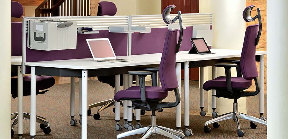 Aspire Office Solutions – Back Care Seating Opal