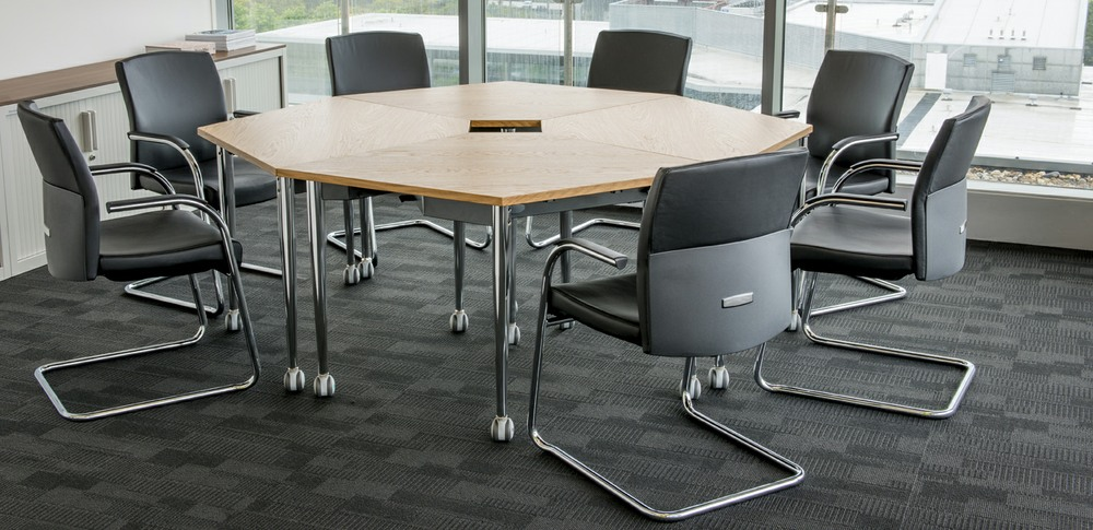 Aspire Office Solutions – Boardroom Seating Class