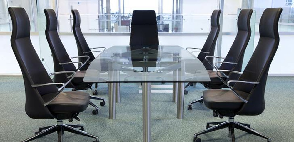 Aspire Office Solutions – Boardroom Seating Nv