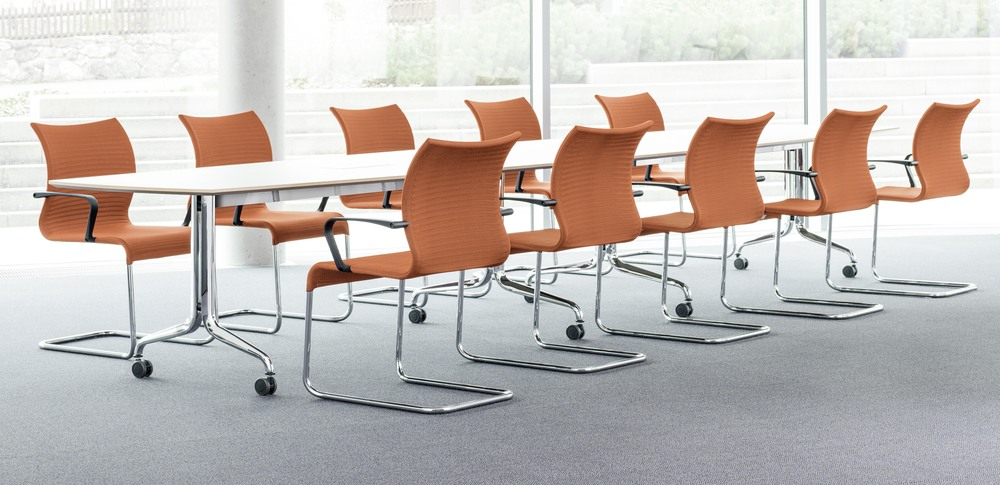 Aspire Office Solutions – Boardroom Seating Pios