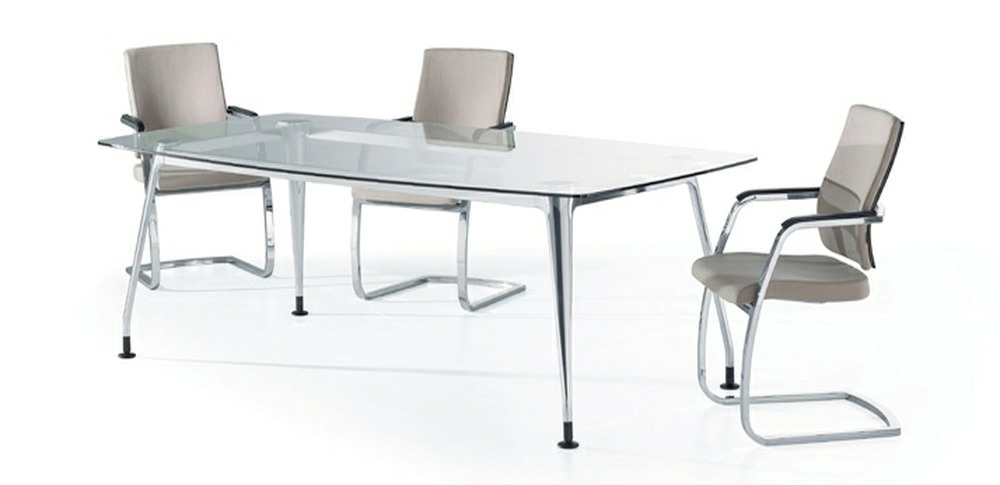 Aspire Office Solutions – Boardroom Seating Vibe