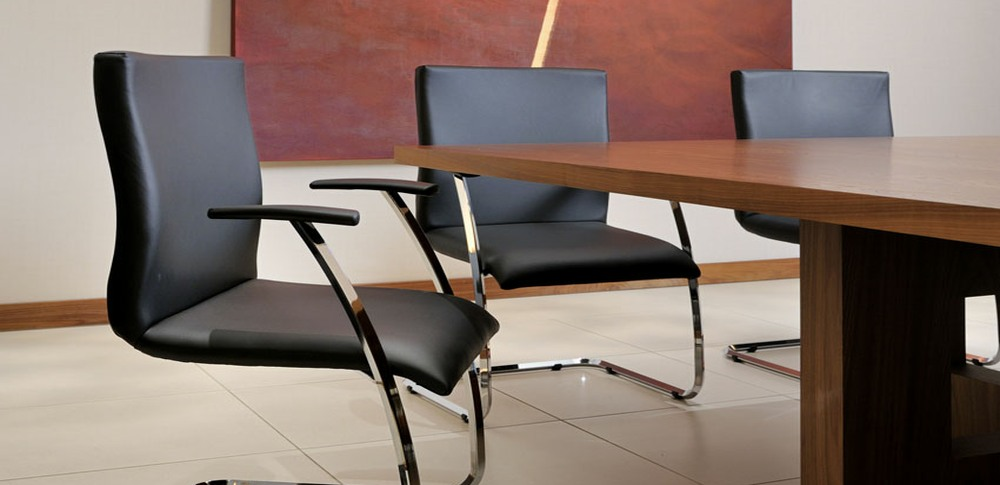 Aspire Office Solutions – Boardroom Seating Vogue