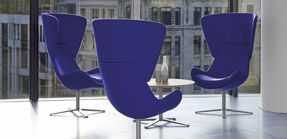 Aspire Office Solutions – Breakout Seating AVI 1