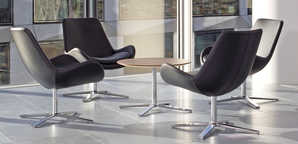Aspire Office Solutions – Breakout Seating AVI