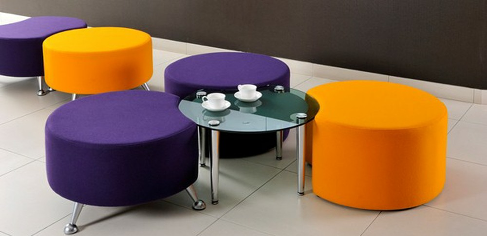 Aspire Office Solutions – Breakout Seating Casino