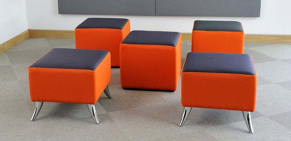 Aspire Office Solutions – Breakout Seating Dash