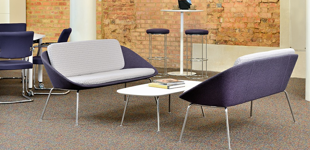 Aspire Office Solutions – Breakout Seating Dishy