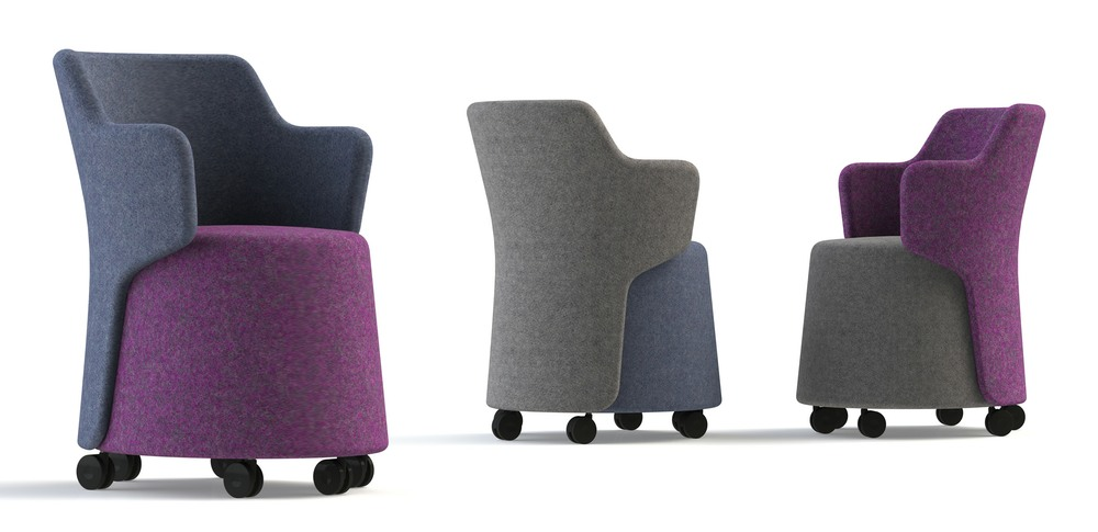Aspire Office Solutions – Breakout Seating Skomer