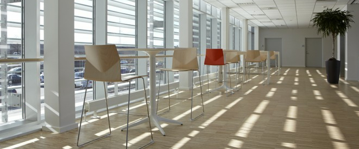 Aspire Office Solutions – Cafe & Bistro Seating Banner Image