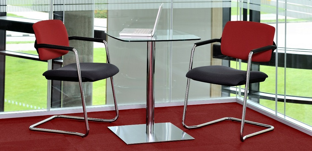 Aspire Office Solutions – Conference Seating Alina