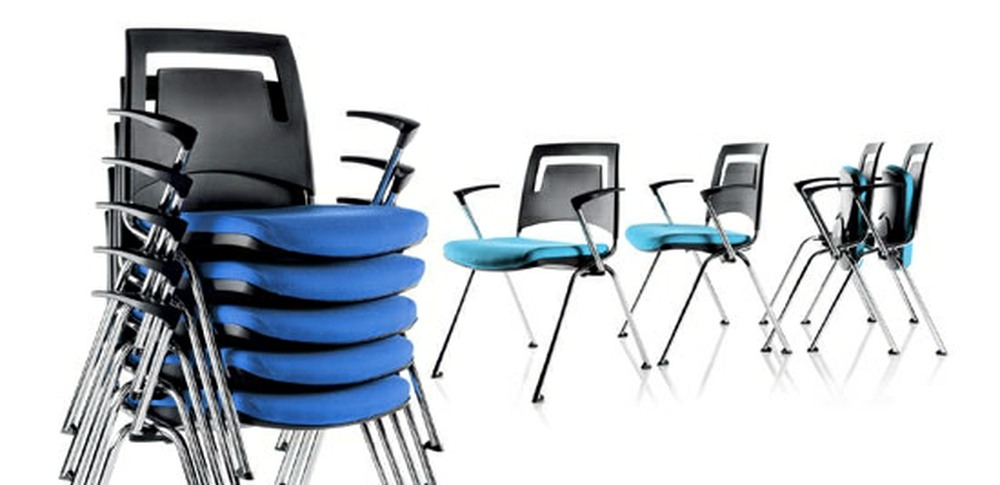 Aspire Office Solutions – Conference Seating Fly