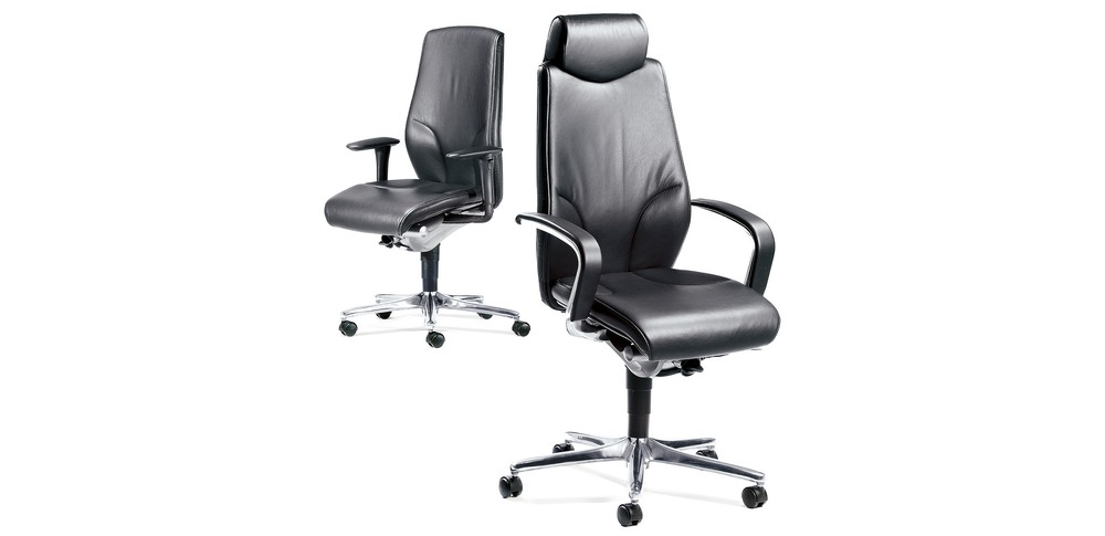 Aspire Office Solutions – Exectuive Seating G64