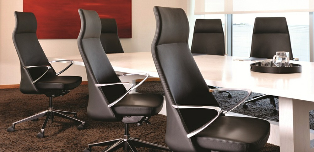 Aspire Office Solutions – Exectuive Seating Nv