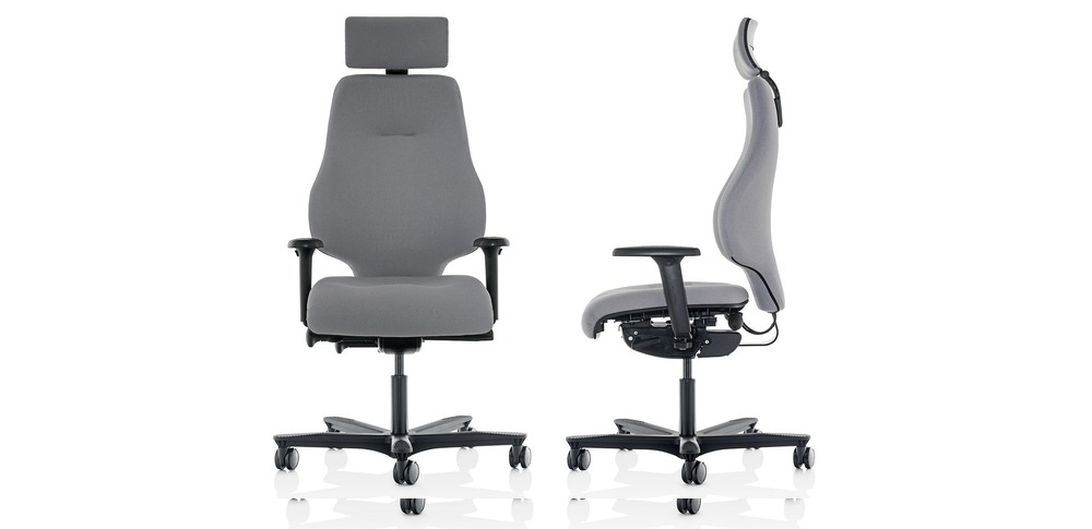 Aspire Office Solutions – Exectuive Seating Spire Group
