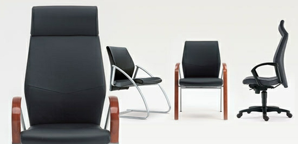 Aspire Office Solutions – Executive Seating Ocean