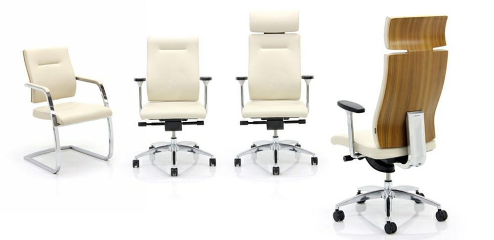Aspire Office Solutions – Executive Seating Vibe