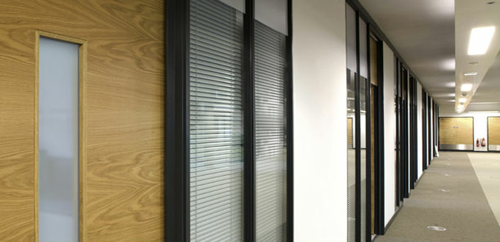 Aspire Office Solutions – Fire Rated Partitioning Komfire 100 4