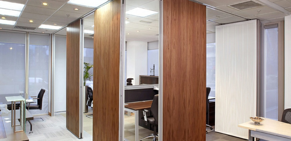 Aspire Office Solutions – Folding Wall Duvale AW 1