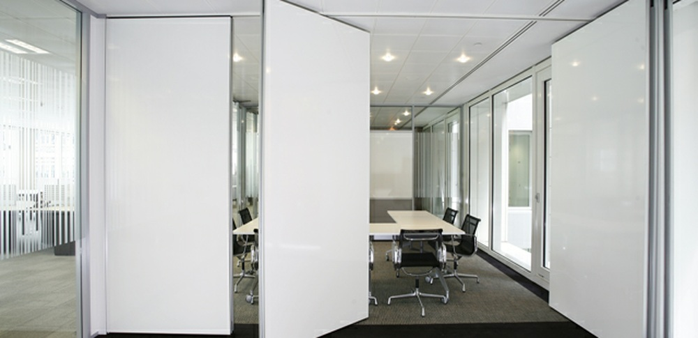 Aspire Office Solutions – Folding Wall Duvale AW 2