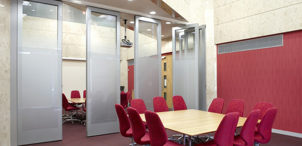 Aspire Office Solutions – Folding Wall Duvale GD 2