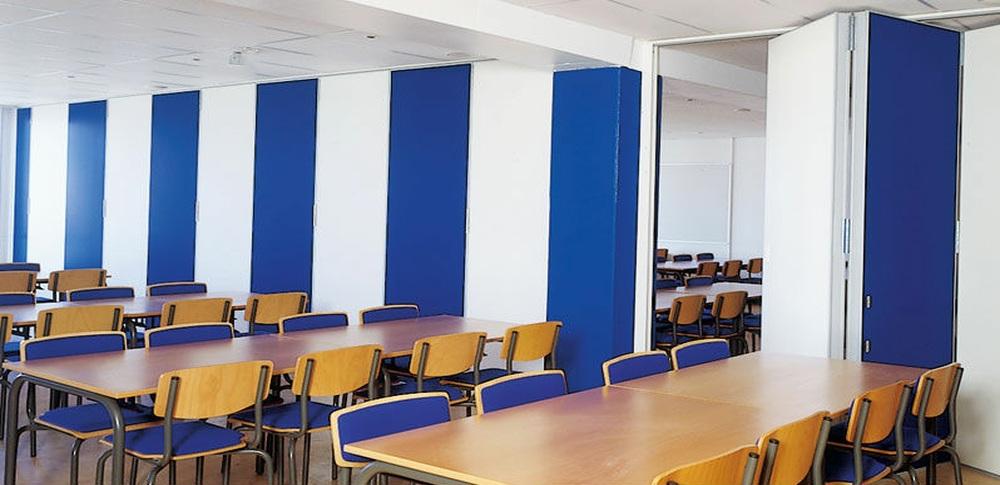 Aspire Office Solutions – Folding Wall Komfort 200 1
