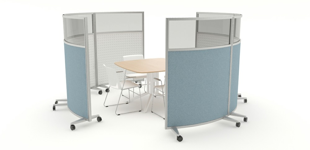 Aspire Office Solutions – Free Standing Screen 4.2 2