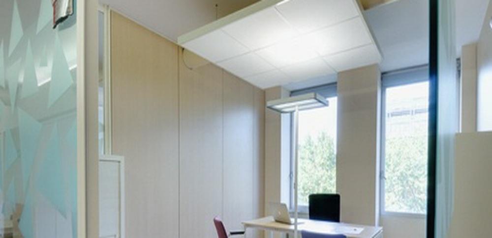 Aspire Office Solutions – General Refurbishments Lighting