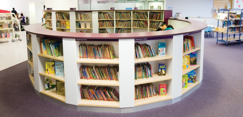 Aspire Office Solutions – Library Furniture Frem 2