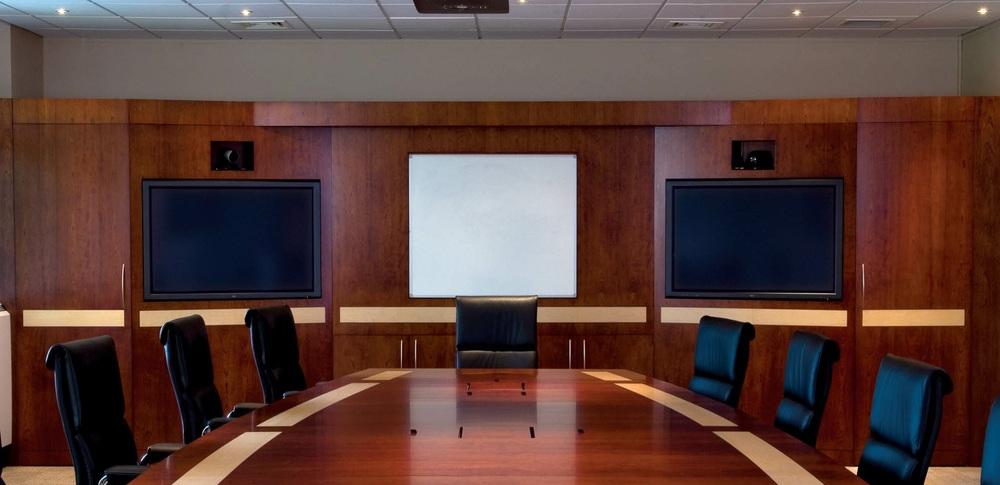 Aspire Office Solutions – Media Wall Frem 1