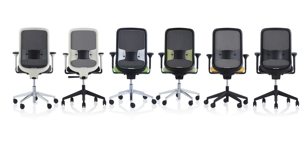 Aspire Office Solutions – Mesh Seating Do Group
