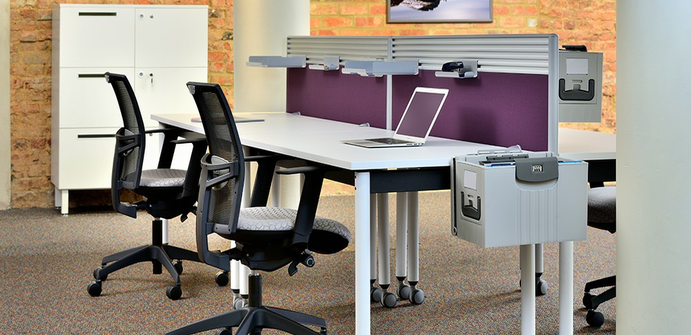 Aspire Office Solutions – Mesh Seating Ocee Fresh 1