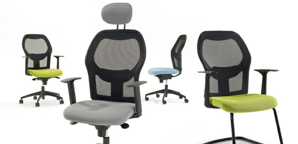Aspire Office Solutions – Mesh Seating Verco Mesh 1
