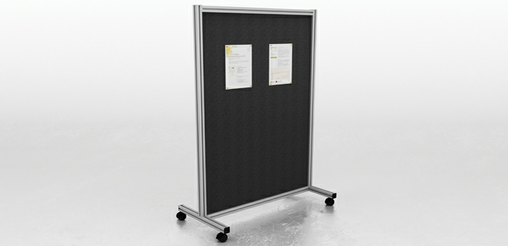 Aspire Office Solutions – Mobile Screens Screens at Work 2.4 2