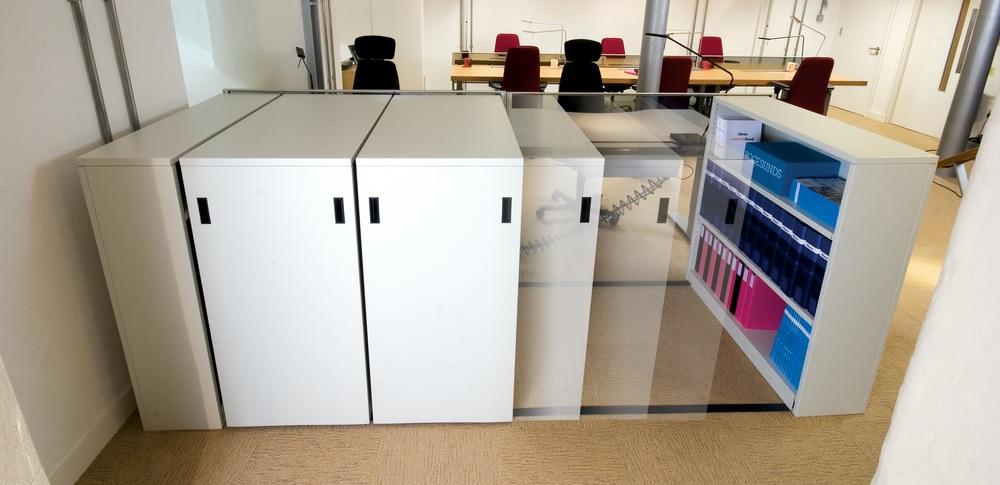 Aspire Office Solutions – Mobile Storage FremStor 2