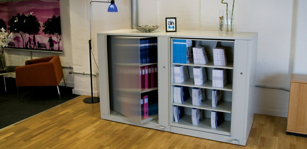 Aspire Office Solutions – Mobile Storage Rotari Image 1