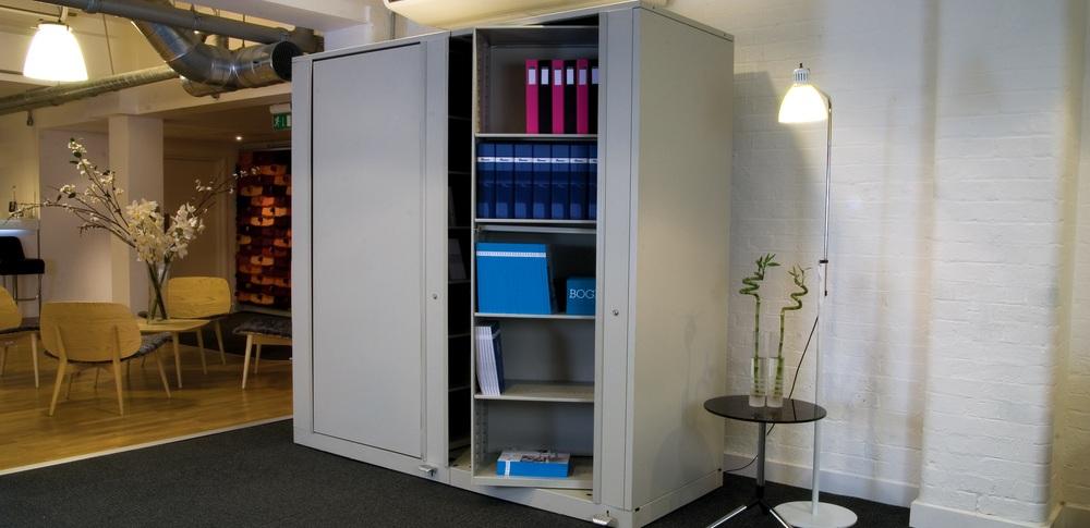 Aspire Office Solutions – Mobile Storage Rotari Image 2