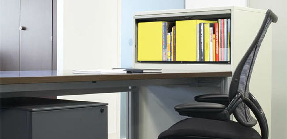Aspire Office Solutions – Personal Storage Triumph Dual Access