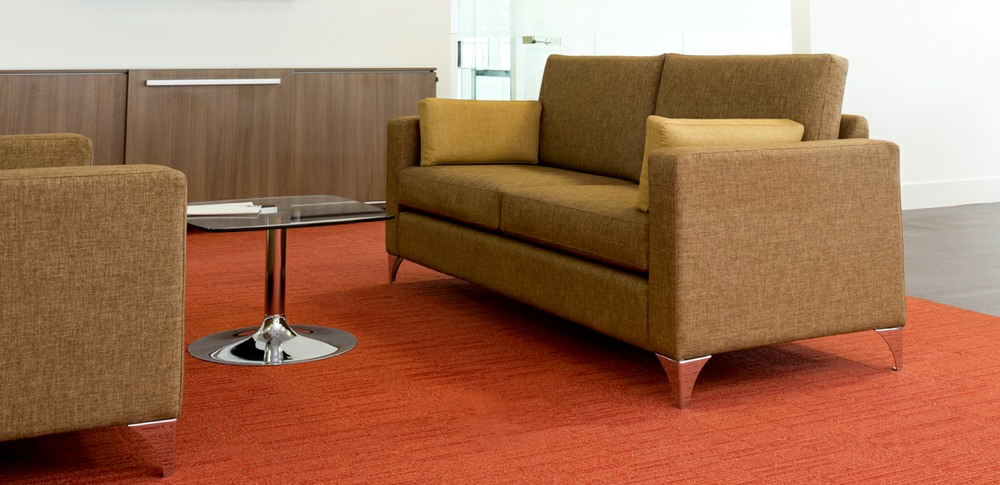 Aspire Office Solutions – Reception Seating Connaught