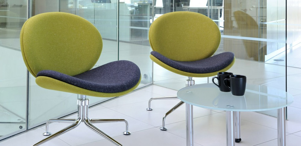Aspire Office Solutions – Reception Seating Giggle
